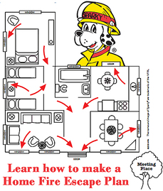 Fire safety tips midwest fire safety Home fire safety plan